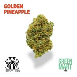 Lucky Lion - Golden Pineapple