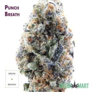 Punch Breath by Arnow Browne