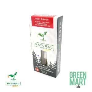 Natural Roots Extracts Cartridges - Cherry Chino