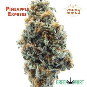 Pineapple Express by Yerba Buena