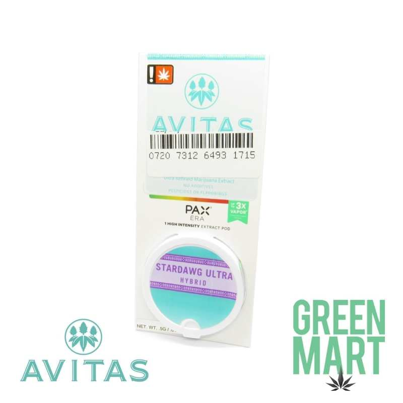 Avitas Pax Pod - Stardawg Ultra Pax Pod