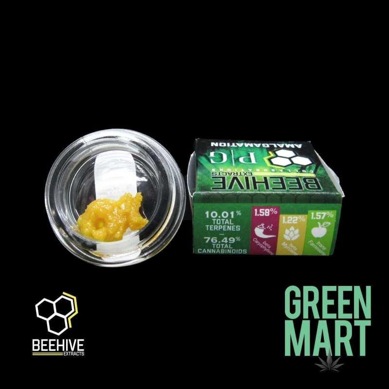 Beehive Extracts - Amalgamation Terps