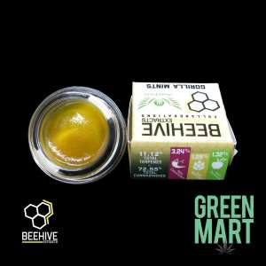Beehive Extracts - Gorilla Mints Terps