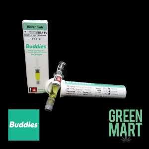 Buddies Brand Distillate Dripper - Kosher Kush