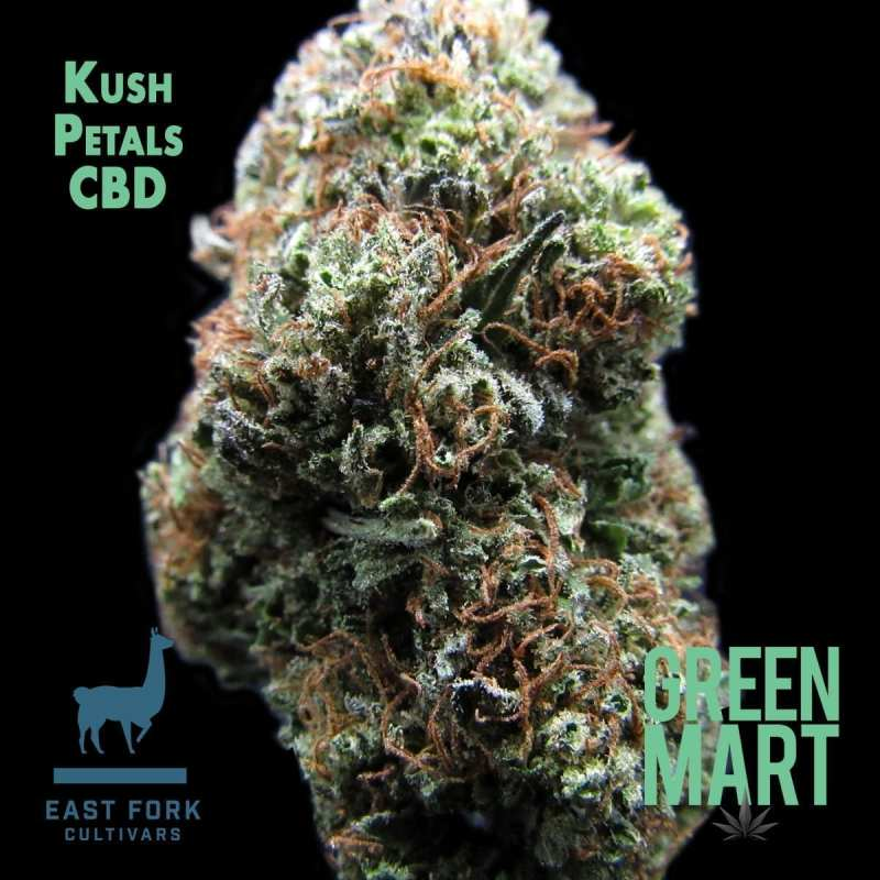Kush Petals CBD by East Fork Cultivars
