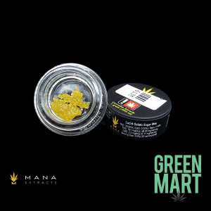 Mana Extracts - Lucid Gelato Sugar Wax