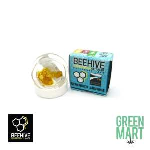 Beehive Extracts - Serengeti Sunrise Front