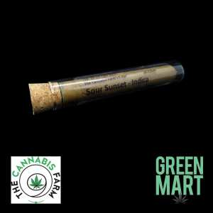 The Cannabis Farm Cannagar - Sour Sunset