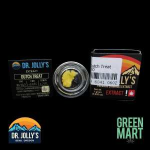 Dr. Jolly's Extracts - Dutch Treat Front