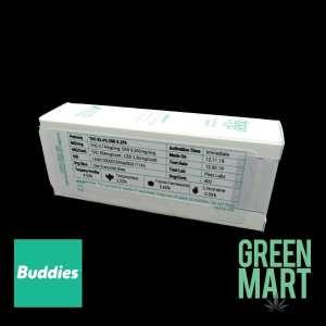 Buddies Distillate Cartridges - J1 Terpenes