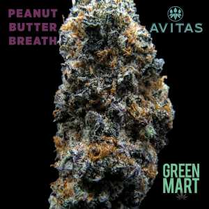 Peanut Butter Breath by Avitas