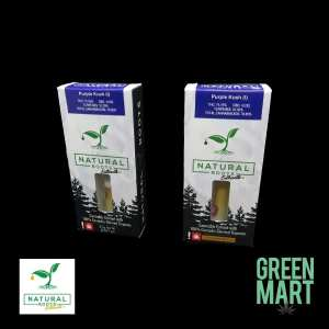 Natural Roots Extracts - Purple Kush