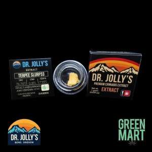 Dr. Jolly's Extracts Terpee Slurp33 Front