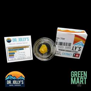 Dr. Jolly's Extracts - Tres Star Terps