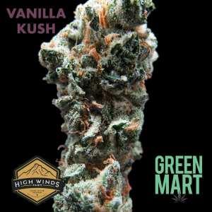 Vanilla Kush by High Winds Farms