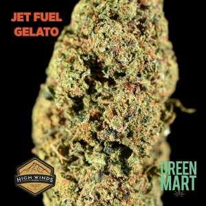 Jet Fuel Gelato by High Winds Farm