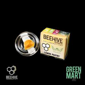 Beehive Extracts - Lemon Pastry Front