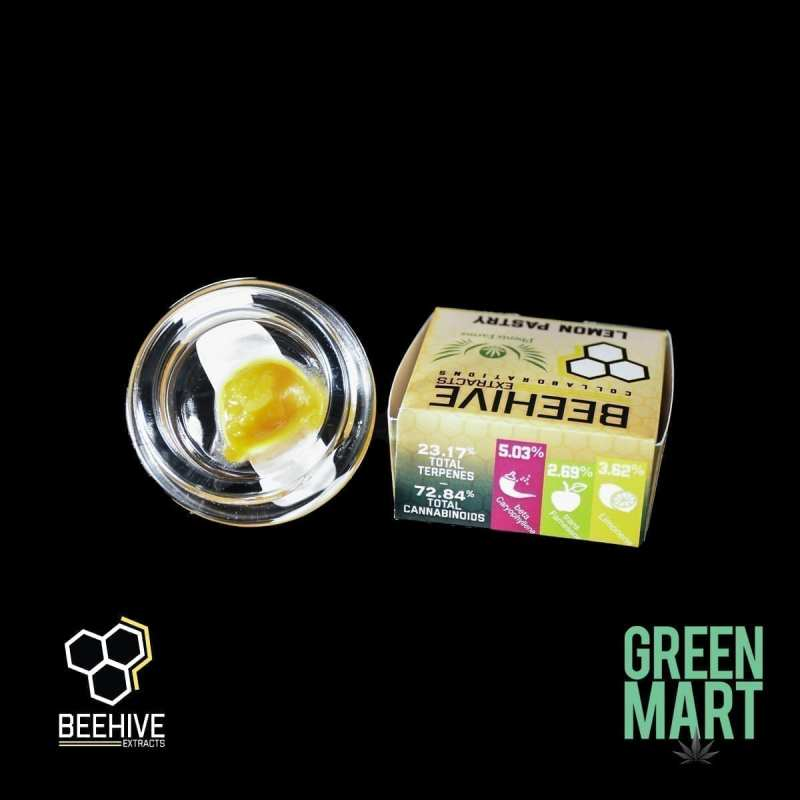 Beehive Extracts - Lemon Pastry Terps
