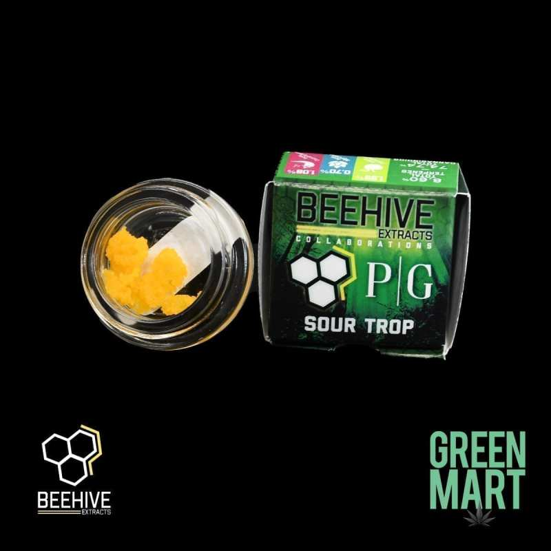Bee Hive Extracts - Sour Trop Front