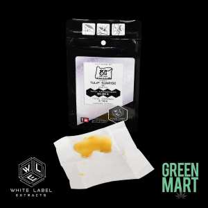 White Label Extracts - Tulip Sunrise Shatter