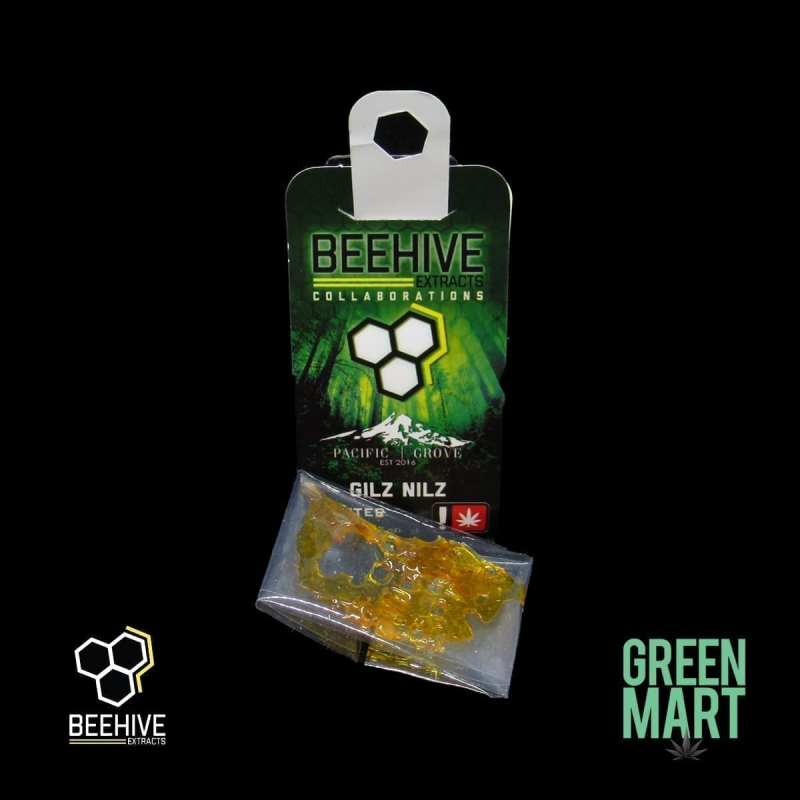 Bee Hive Extracts - Gilz Nilz Shatter Front