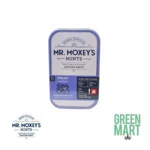 Mr. Moxey's Dream Lavender Mints Front