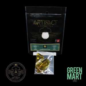 Artifact Extracts - Turquoise Jeep Shatter