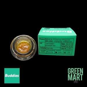 Buddies Brand Live Resin - Big Foot Glue Terps