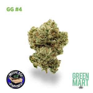 GG4 by Nelson and Co. Organics