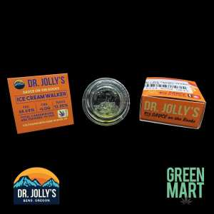 Dr. Jolly's Extracts - Ice Cream Walker Front