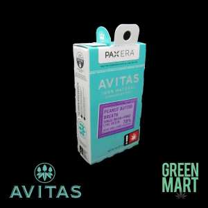 Avitas Pax Pod - Peanut Butter Breath