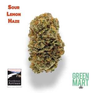 Sour Lemon Haze by NW Artisan