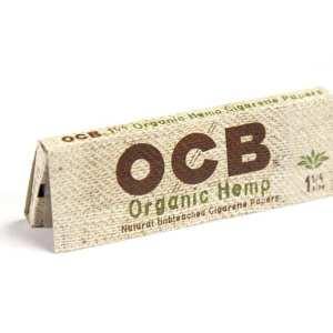 OCB Organic Hemp Papers