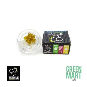 Beehive Extracts - Blueberry Cooks Diamonds Terps