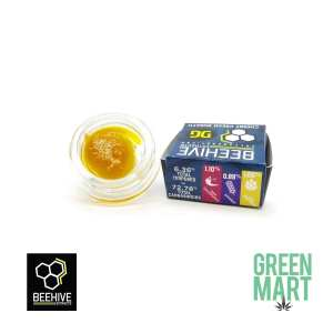 Beehive Extracts - Cherry Cream Bugatti Badder Terps