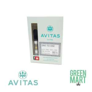 Avitas Ultra One To One Half Front
