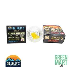 Dr. Jolly's Platinum Punch Front