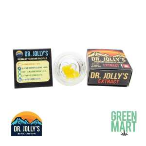 Dr. Jolly's Platinum Punch Terps