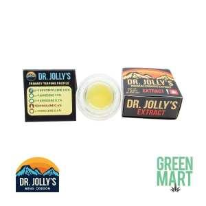 Dr. Jolly's Purple Dutch Cooks Terps
