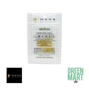 Mana Extracts Lucid Gas Slippers Shatter