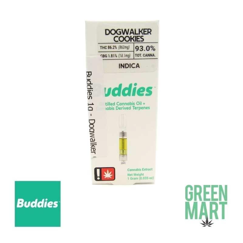 Buddies Dogwalker Cookies Cartridge