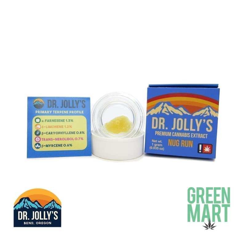 Dr. Jolly's Extracts - Headdog X Mad Max Nug Run
