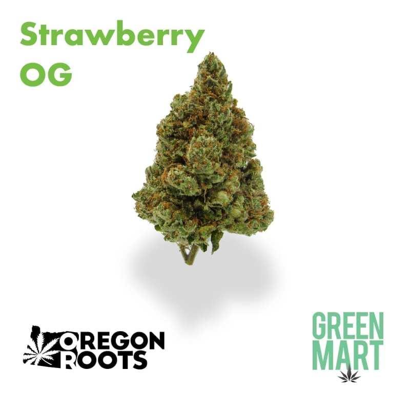 OregonRoots Strawberry OG