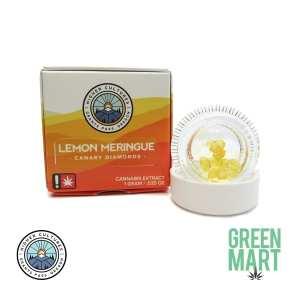 Higher Cultures - Lemon Meringue Canary Diamonds