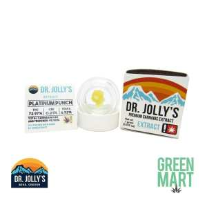 Dr. Jolly's Extracts - Platinum Punch