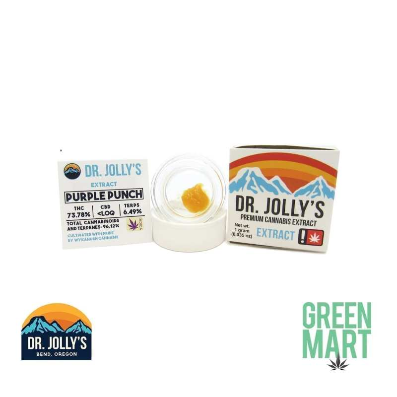 Dr. Jolly's Extracts - Purple Punch