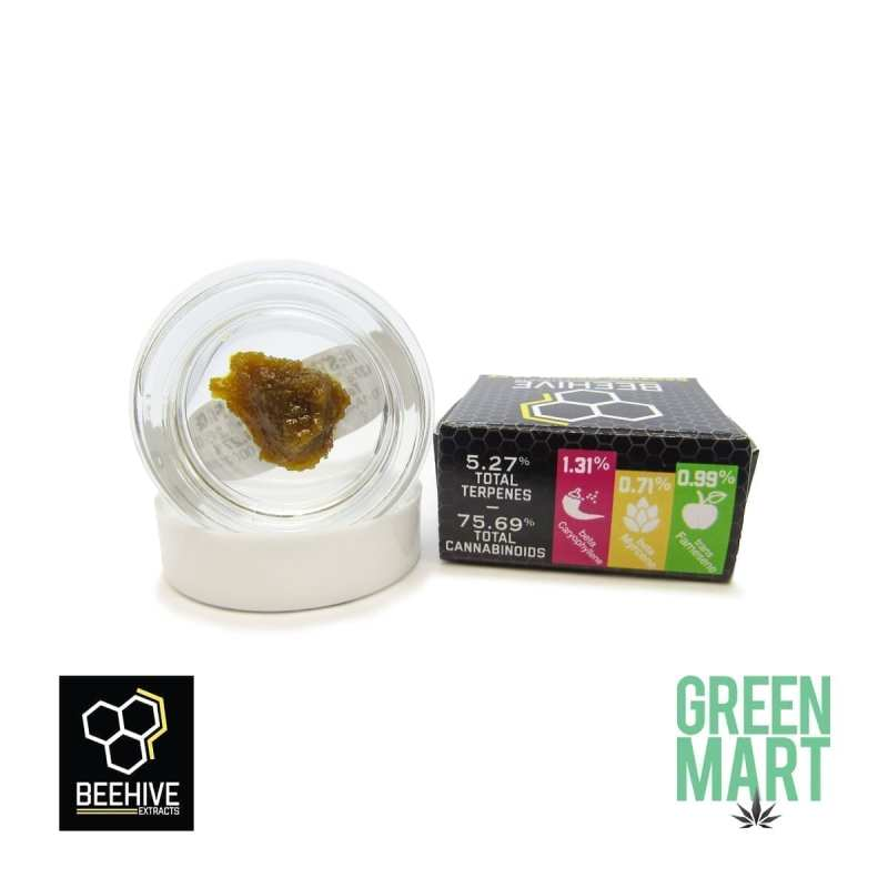 Bee Hive Extracts - Resting Beach Face