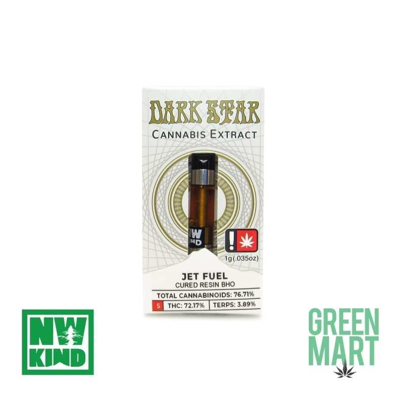 NW Kind Distillate Cartridge - Jet Fuel