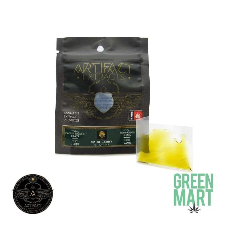 Artifact Extracts - Sour Larry Shatter