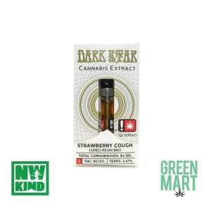 NW Kind Distillate Cartridge - Strawberry Cough